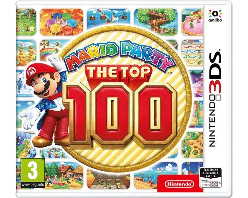 Un Jeu 3DS : Mario Party : The Top 100