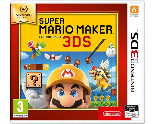 Un Jeu 3DS Super Mario Maker
