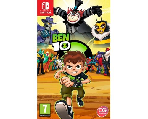 Un Jeu Nintendo Switch Ben 10