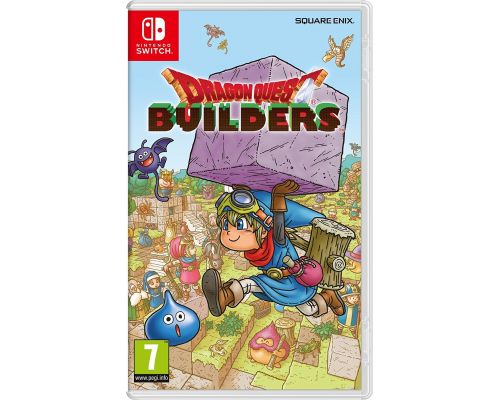 Un Jeu Nintendo Switch Dragon Quest Builders