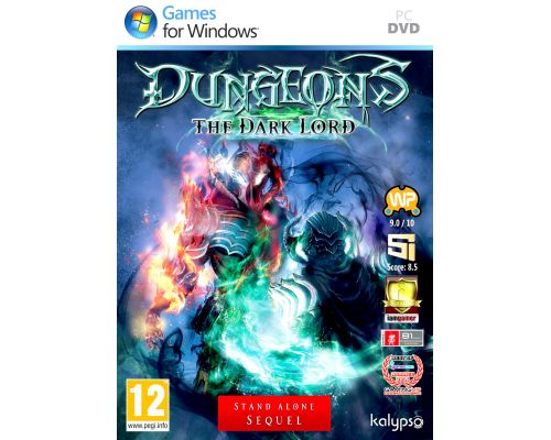 le Jeu PC Dungeons : The Dark Lord
