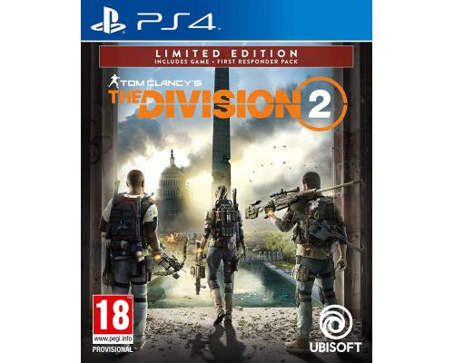 Un Jeu PS4 Tom Clancy's The Division 2