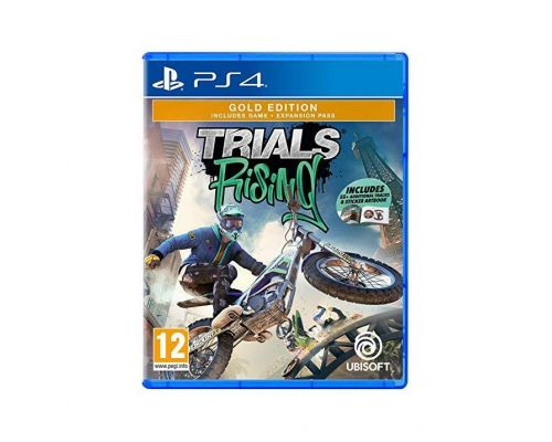 Un Jeu PS4 Trials Rising Gold