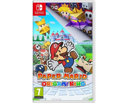 Un Jeu Switch Paper Mario : The Origami King