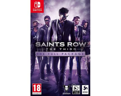 Un Jeu Switch Saints Row The Third