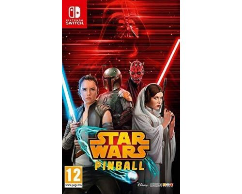 Un Jeu Switch Star Wars Pinball