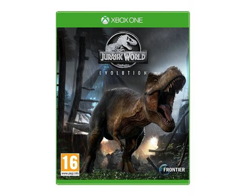 Un Jeu XBox One Jurassic World: Evolution