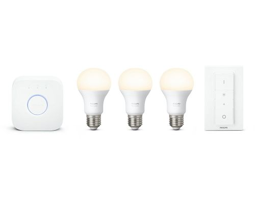 Un Kit de demarrage Philips Hue