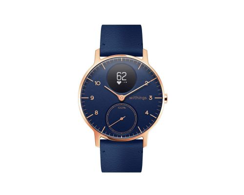 Une Montre connectée hybride Withings/Nokia Steel HR