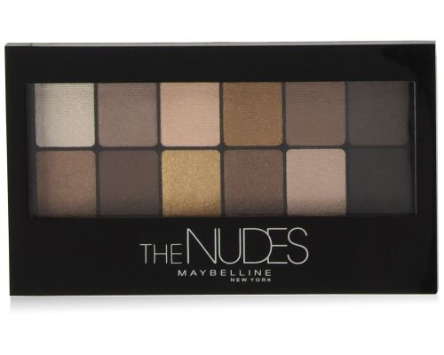 A Maybelline Eyeliner Palette Maybelline New York The Nudes