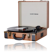 <notranslate>Une Platine Vinyle Tourne-Disques Valise Portable</notranslate>