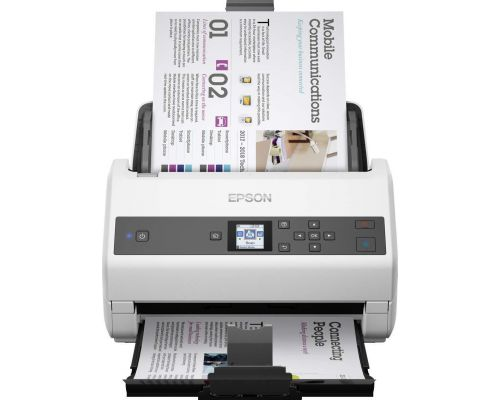 Un Scanner Epson Workforce