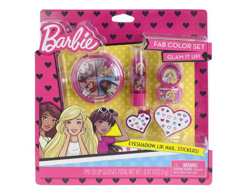 A BARBIE Makeup Set