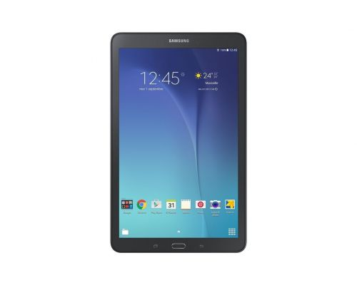 Une tablette tactile Samsung Galaxy Tab E 9.6