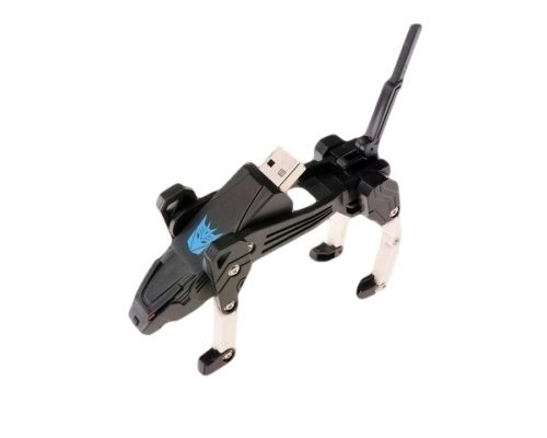 a USB stick Transformers 4GB Panther