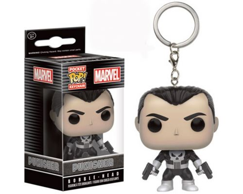 un Porte Clefs Funko Punisher