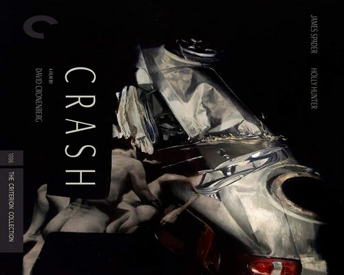 a Movie Crash (The Criterion Collection) [Blu-Ray]