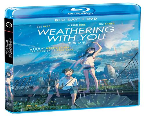 a Movie Weathering With You [Blu-Ray]