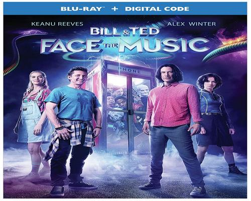 a Movie Bill & Ted Face The Music (Blu-Ray + Digital) (Bd)