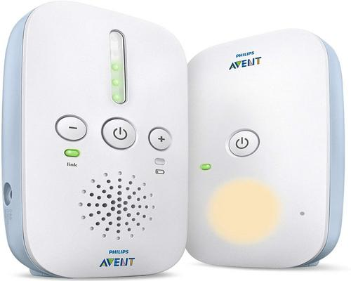 a Philips Avent Scd503 / 26 Dect baby monitor