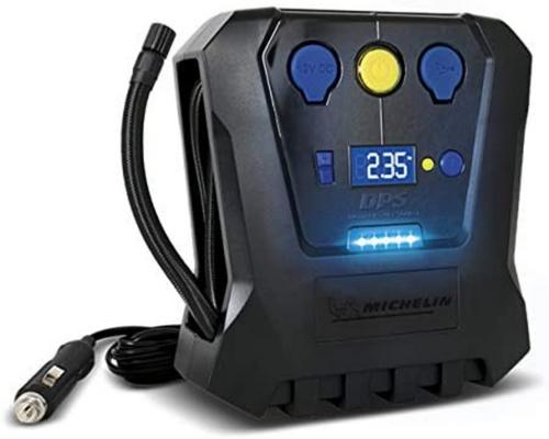 a Michelin 009519 Digital Programmable 12V Compressor
