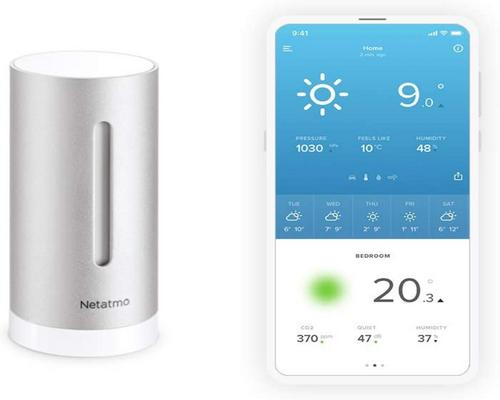 a Netatmo Station Indoor Additional Module The Netatmo