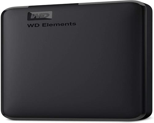 a Wd Elements Disk