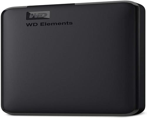 eine Wd Elements Disk
