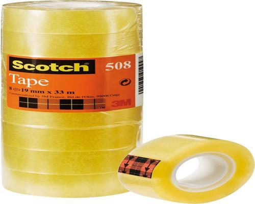 a Scotch Tape 508