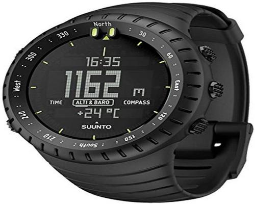 en Suunto Core Digital Watch-pulsmåler
