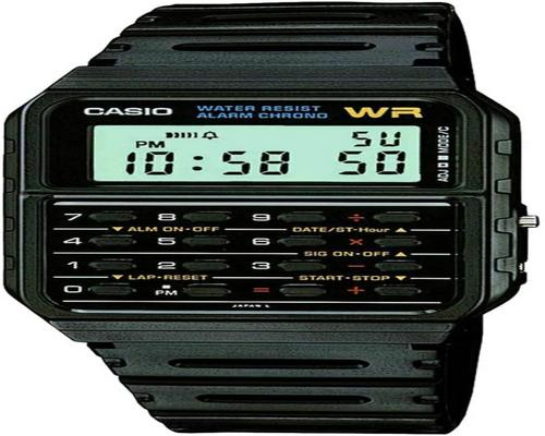 a Casio Ca-53W-1Er Watch