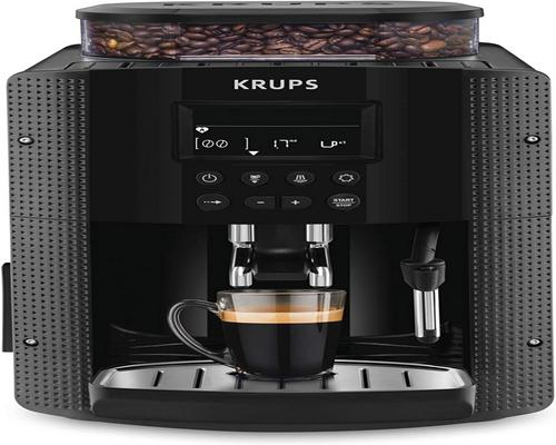 en Krups Essential Machine