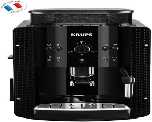 a Krups Essential Machine