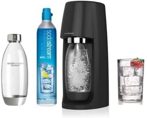 a Sodastream Pack Spiritnfuse Machine
