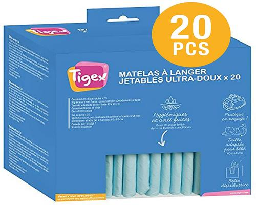 a Tigex Disposable Protective Mattress For To