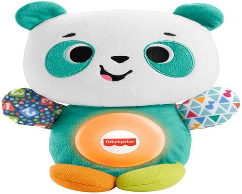 en Fisher-Price Linkimals Andrea The Panda Toy