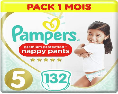 One Layer Panties Pampers Size 5