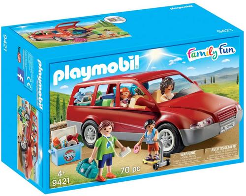 a Playmobil Net