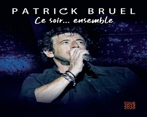 un Film Patrick Bruel-Ce Soir. Ensemble (Tour 2019-2020) [Blu-Ray + Cd]