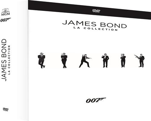 a James Bond 007 Film: All 24 Films [Limited Edition]