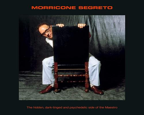 un Cd Morricone Secret Cd