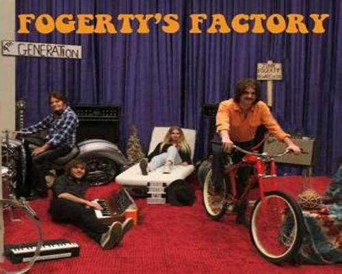 un CD Fogerty'S Factory