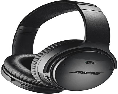Bose Quietcomfort 35 Ii Wireless Noise Canceling Headphones With Amazon Alexa Built-in
