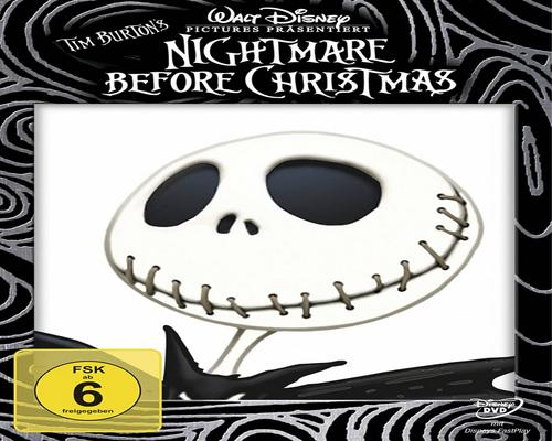 un film Nightmare Before Christmas