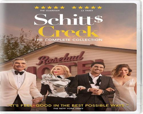 a Movie Schitt'S Creek: The Complete Collection (Seasons 1 - 6)