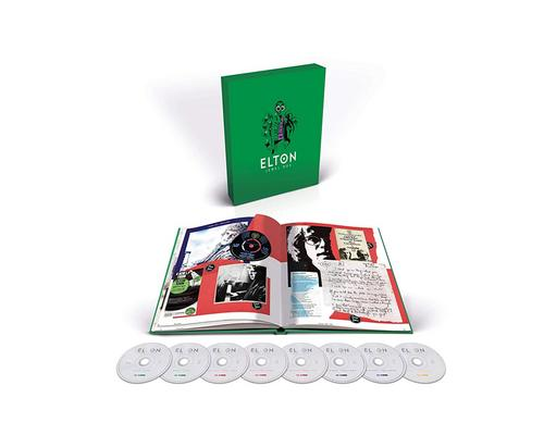 a Cd Jewel Box [8Cd Super Deluxe Edition]
