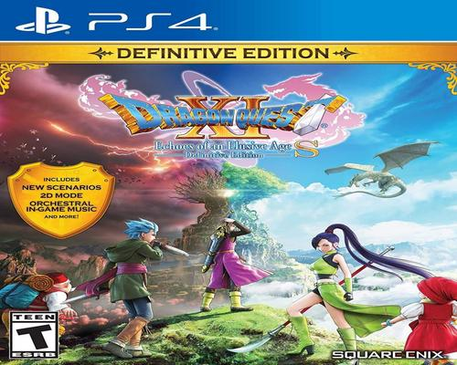 a Set Of Accessory Dragon Quest Xi S: Echoes Of An Elusive Age - Definitive Edition