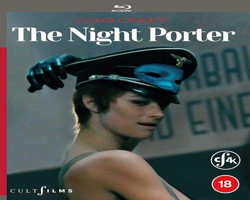 a Dvd The Night Porter (4K Sourced) [Blu-Ray]