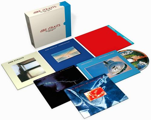a Cd The Studio Albums Boxed Set (6Cd)