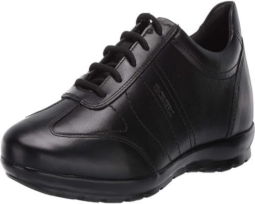 a Pair Of Geox Uomo Symbol B Shoes